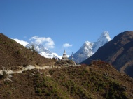 Namche to Tengboche Everest Base Camp Trek