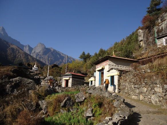 Lukla to Phakding Everest Base Camp trek