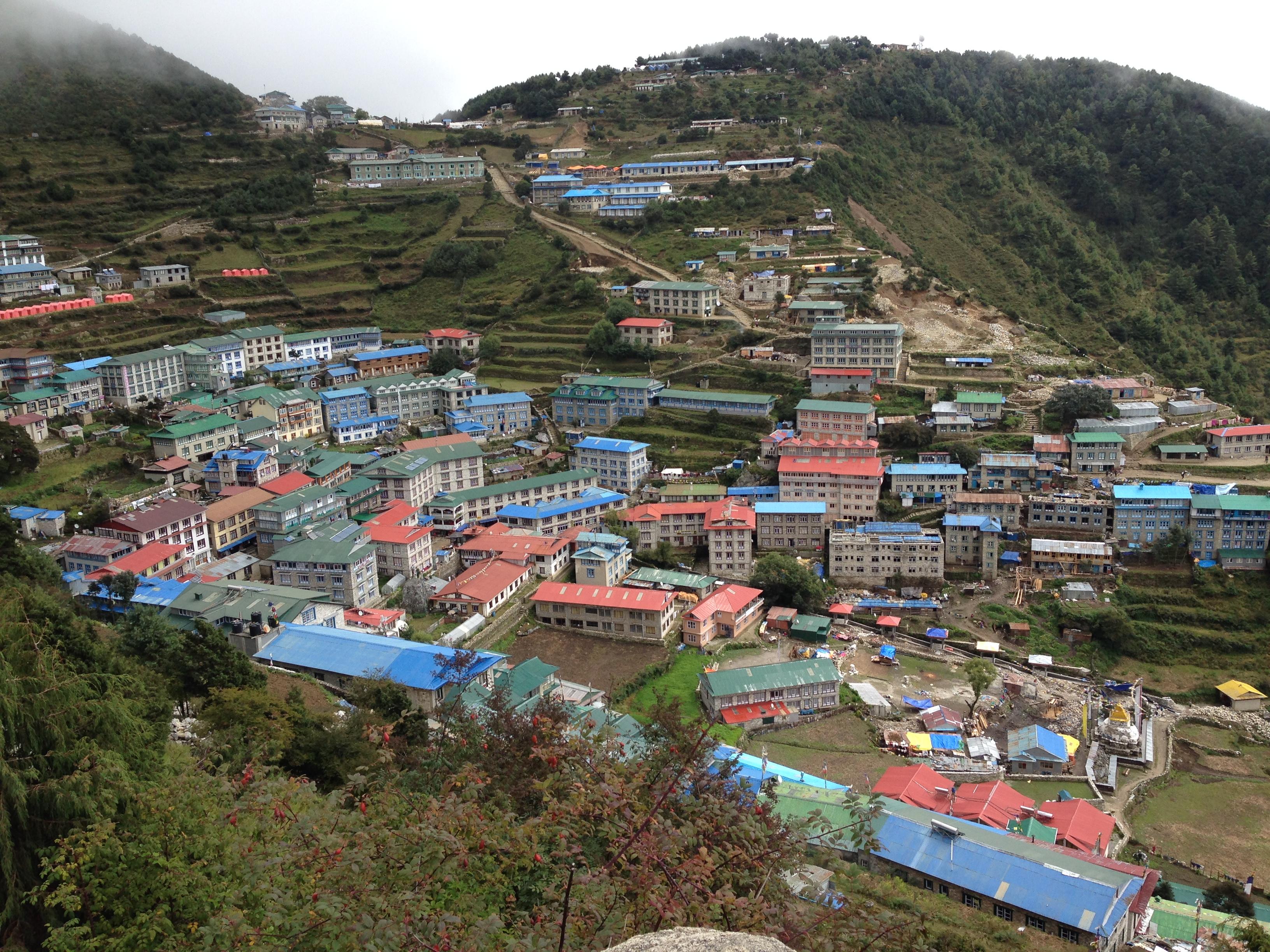 Namche Bazaar Everest Base Camp Trek