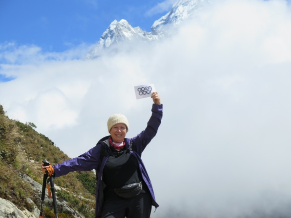Cloud in the Khumbu 2015 EBC Trek