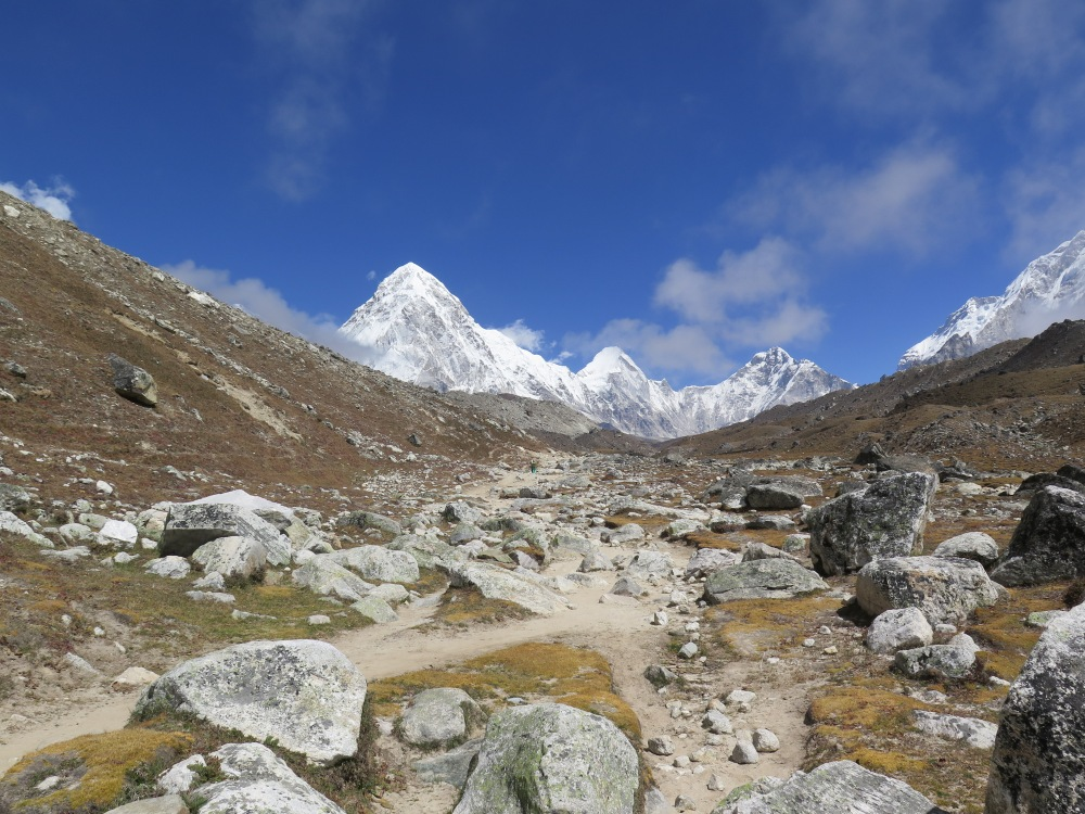 Eveerest Base Camp Trek Dughla to Lobuche