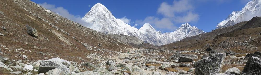 Eveerest Base Camp Trek Dughla to Lobuche
