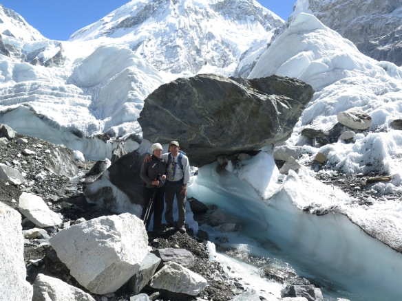 Exploring the Everest Base Camp Area