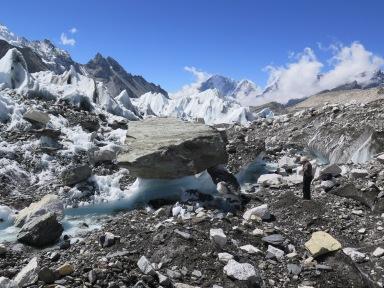 Exploring Everest Base Camp