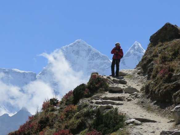 Main Everest Base Camp Trail
