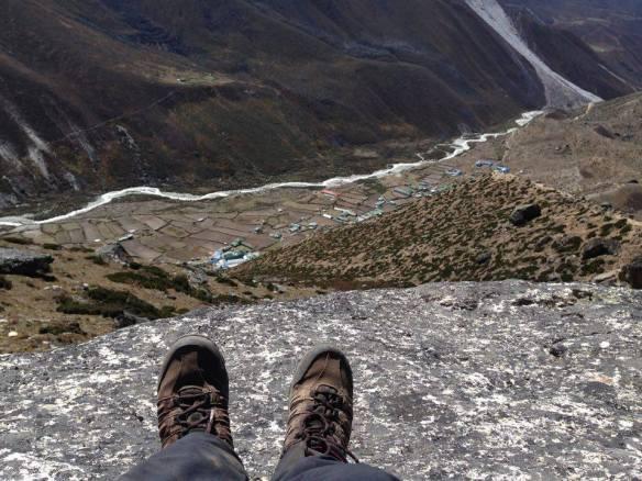 EBC Trek Dingboche Ridgetop