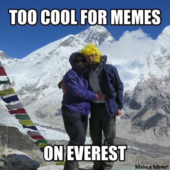 Too Cool for Memes