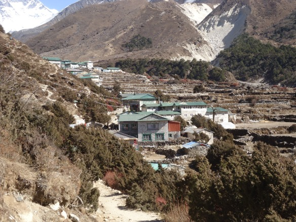 Pangboche, Everest Base Camp Trek