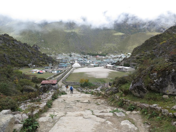 Khumjung Everest Base Camp trek September 2015