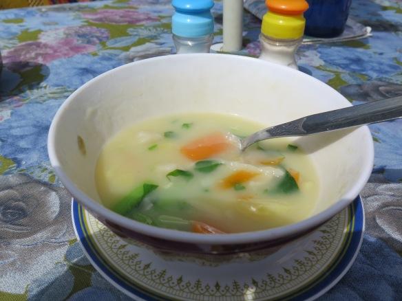 Potato Soup Nepal