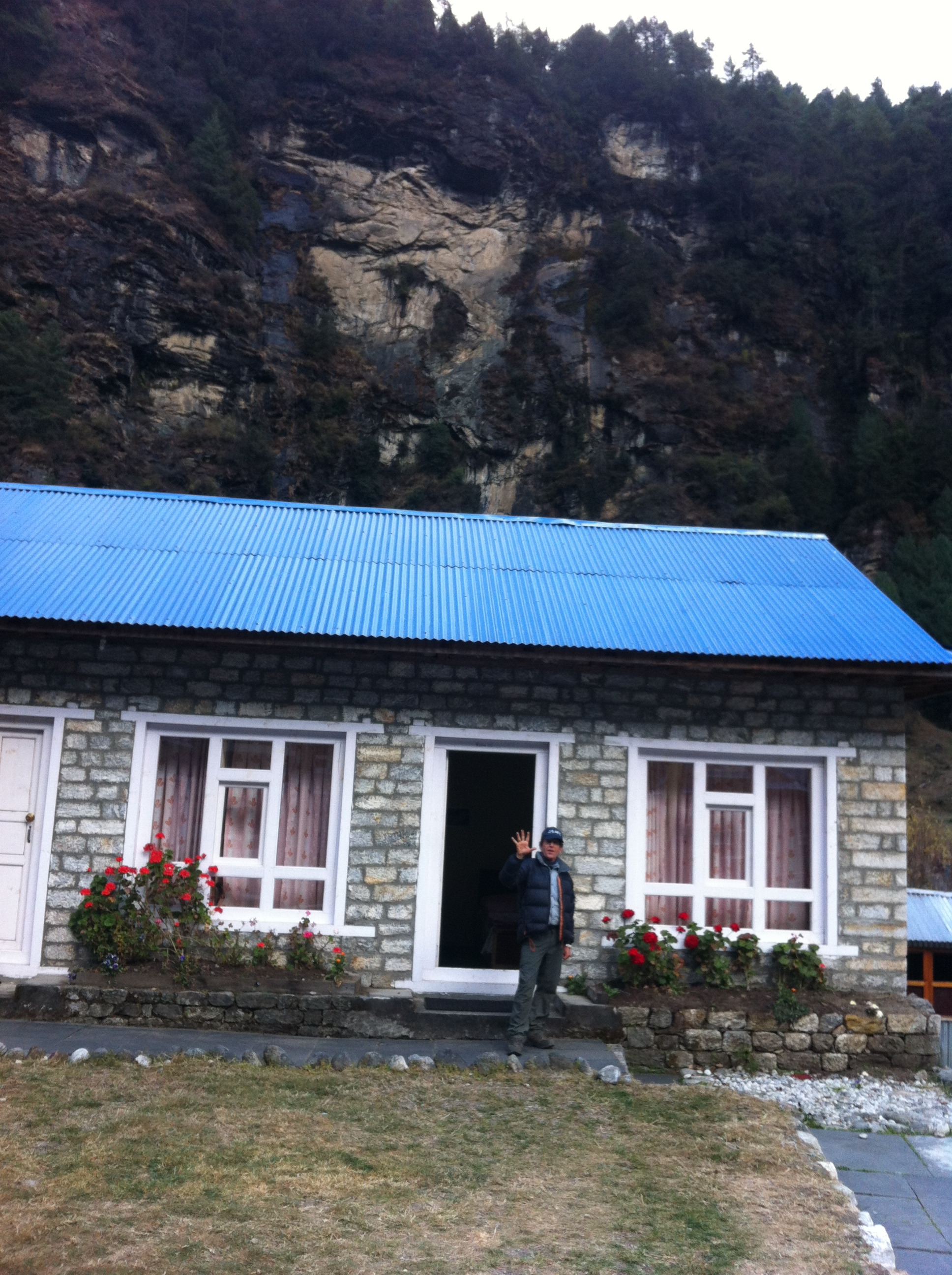 Upper Phakding Lodge EBC Trek Trail