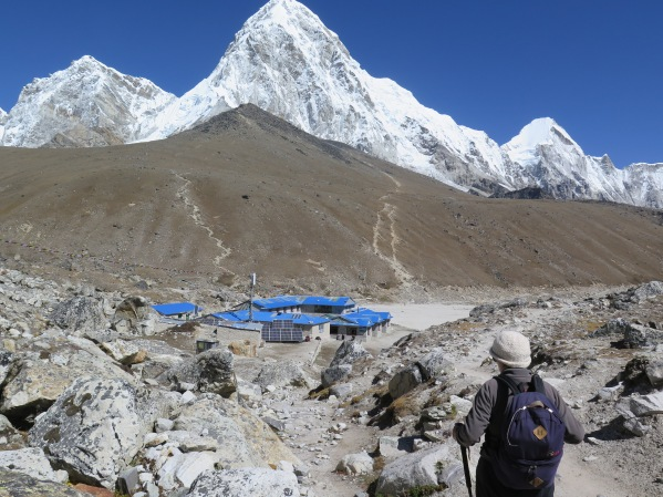 Gorak Shep and Kala Patthar