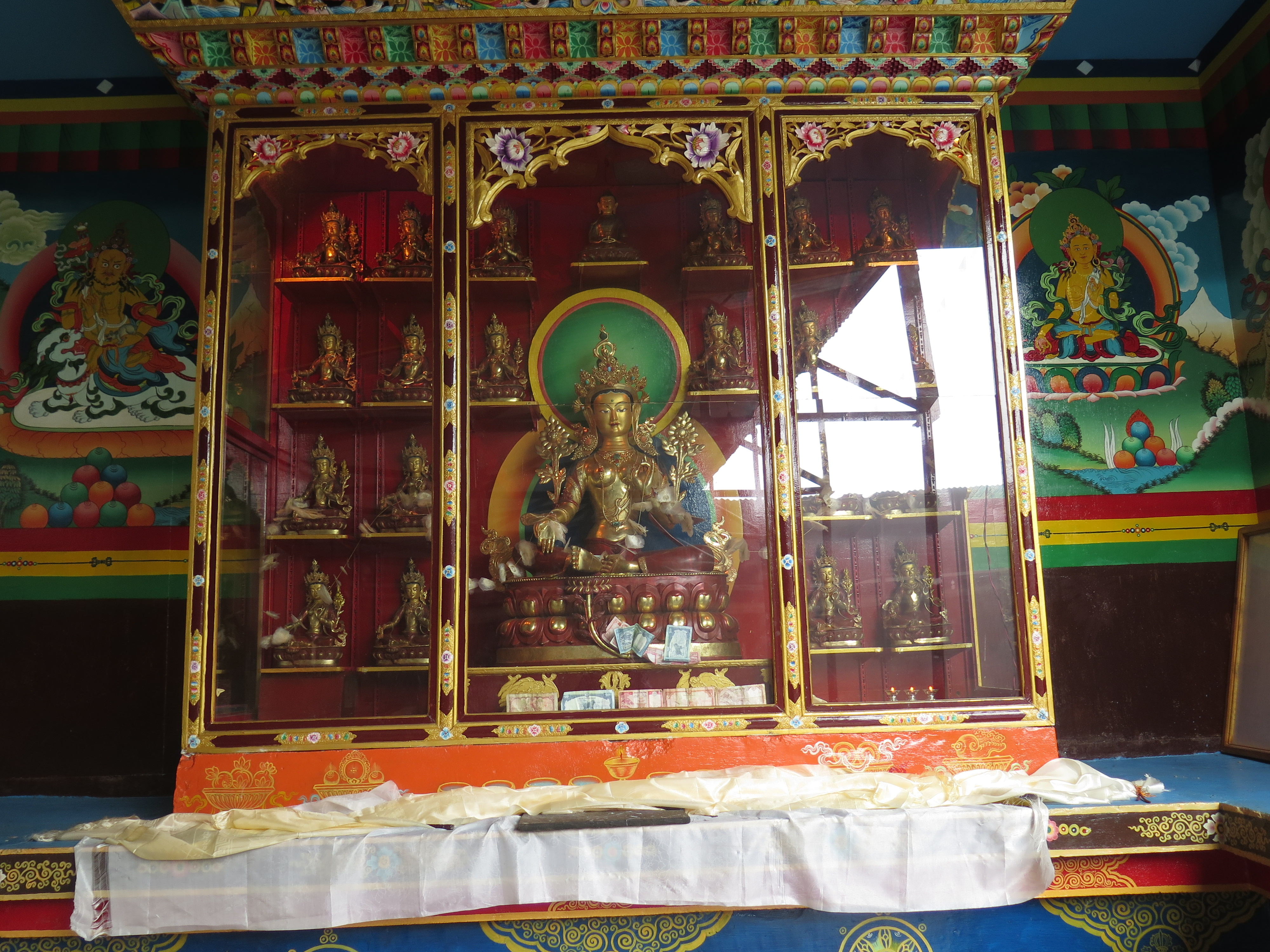 Khumjung Monastery Khumjung Nepal