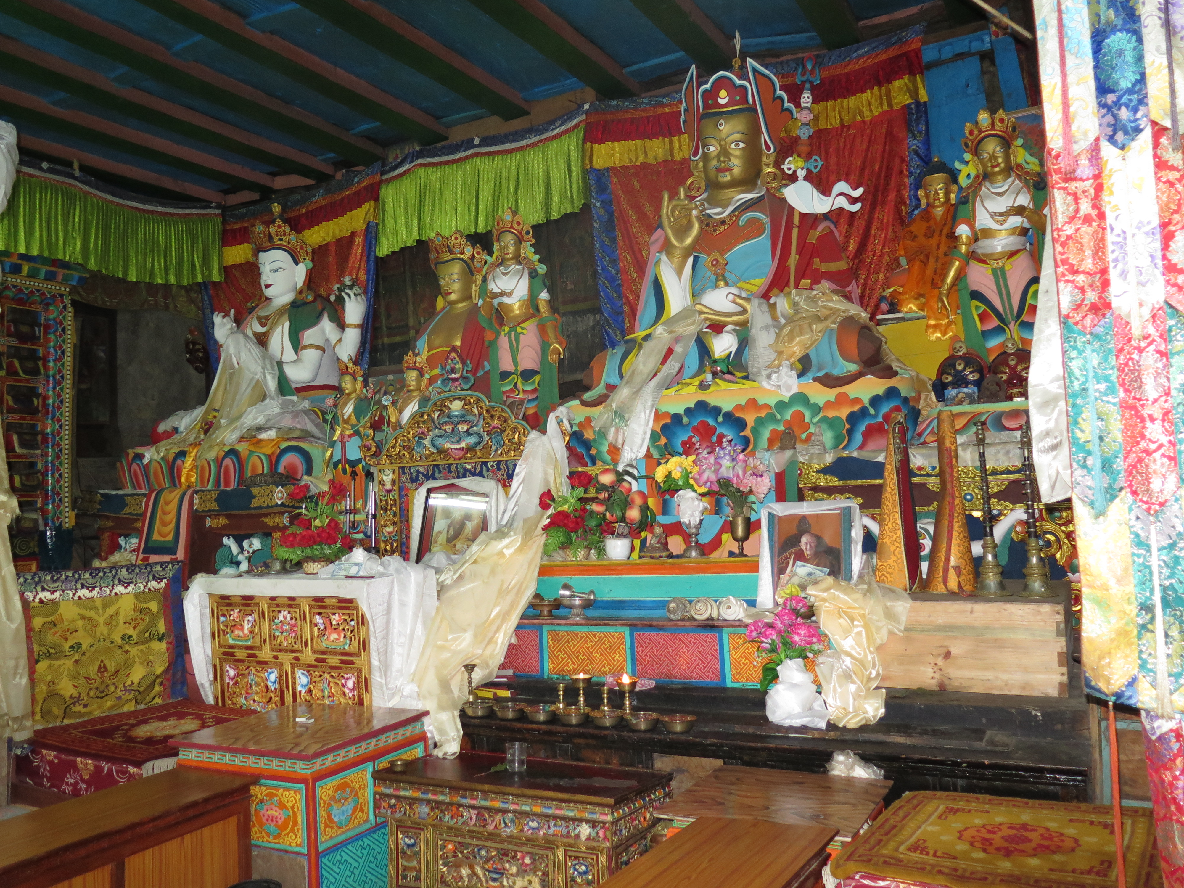 Gompa at Khumjung