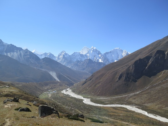 Above Pheriche, EBC Trek, Nepal