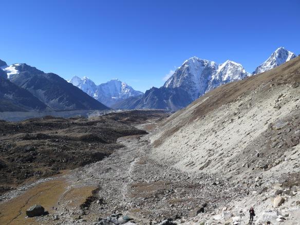 EBC Trek near Gorak Shep