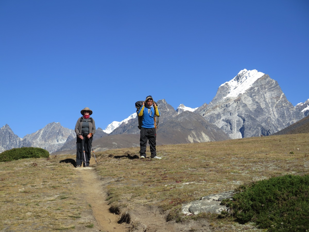 The 101 on Trekking in the Everest Base Camp Region