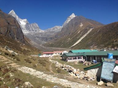 #Macchermo lodges #Gokyo Area #Everest Base Camp region #Khumbu #Nepal
