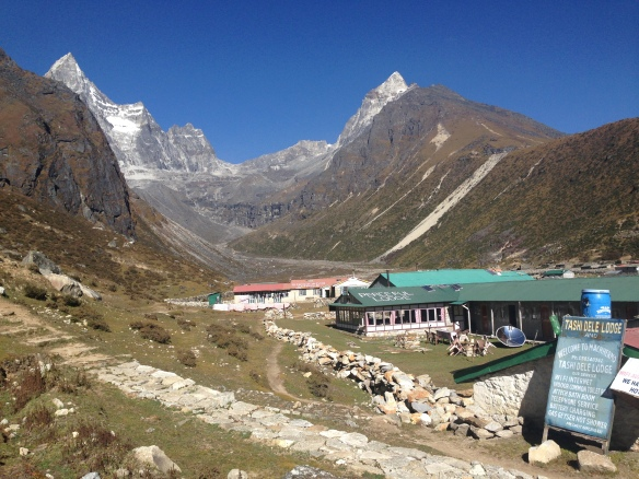 #Macchermo lodges #Gokyo Area #Everest Base Camp region #Khumbu #Nepal