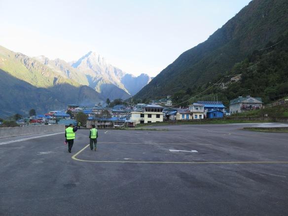 Tenzing Hilary Airport Lukla Nepal